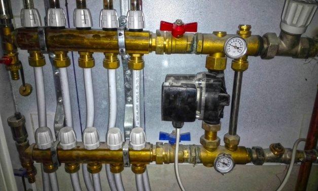 Uw vloerverwarming inregelen en instellen
