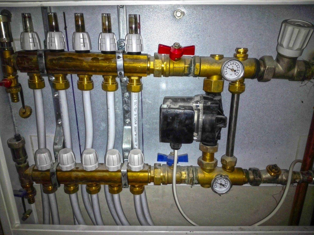 Vloerverwarming Badkamer Retourleiding : Uw vloerverwarming inregelen en instellen huisentuinmagazine