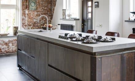 Keuken inbouwen