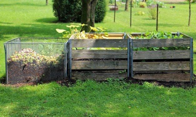 Zelf een composthoop maken, hoe doe je dat?