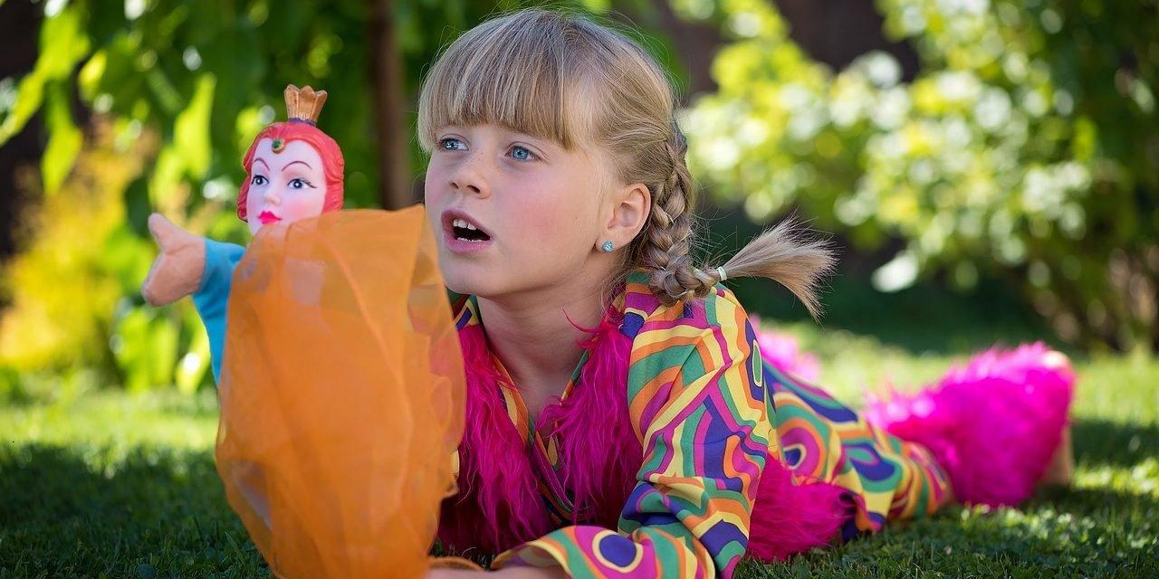 Maak uw tuin kindvriendelijk