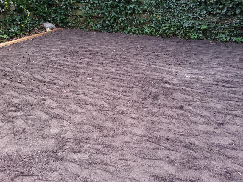 eind zand