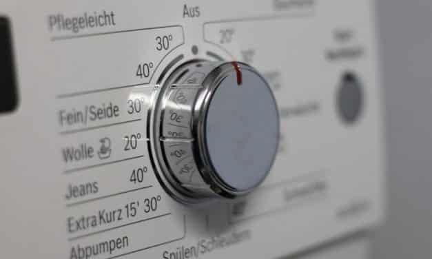 Het aansluiten van een wasmachine