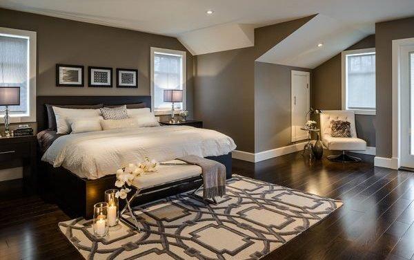 Romantische slaapkamer ideeën