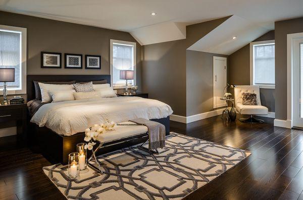 Romantische slaapkamer ideeën - huisentuinmagazine