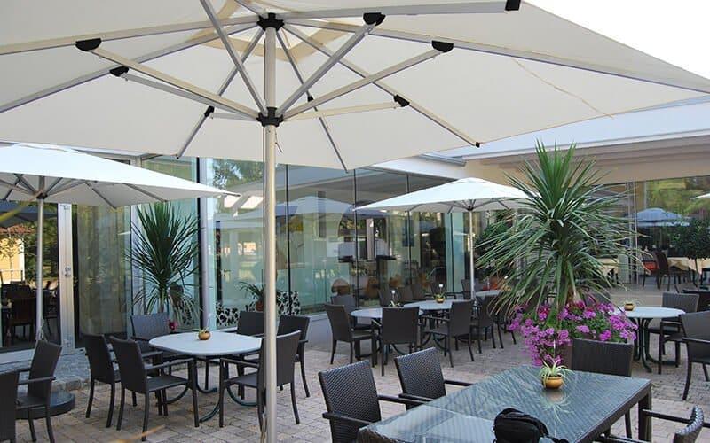 Een parasol kopen, waar moet je op letten?