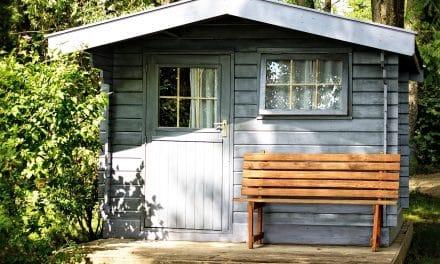 6 redenen waarom een tuinhuis in je achtertuin ideaal is!