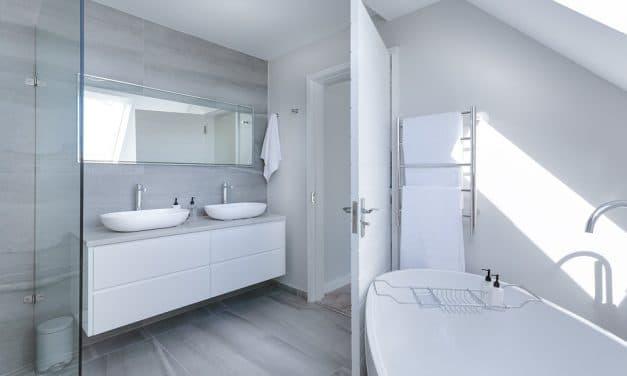 De ideale inrichting van de badkamer